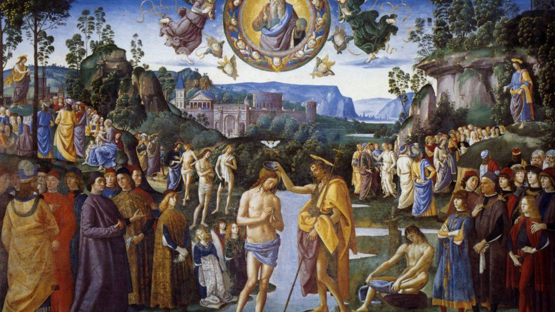 Domingo no Carmelo [Baptismo do Senhor]