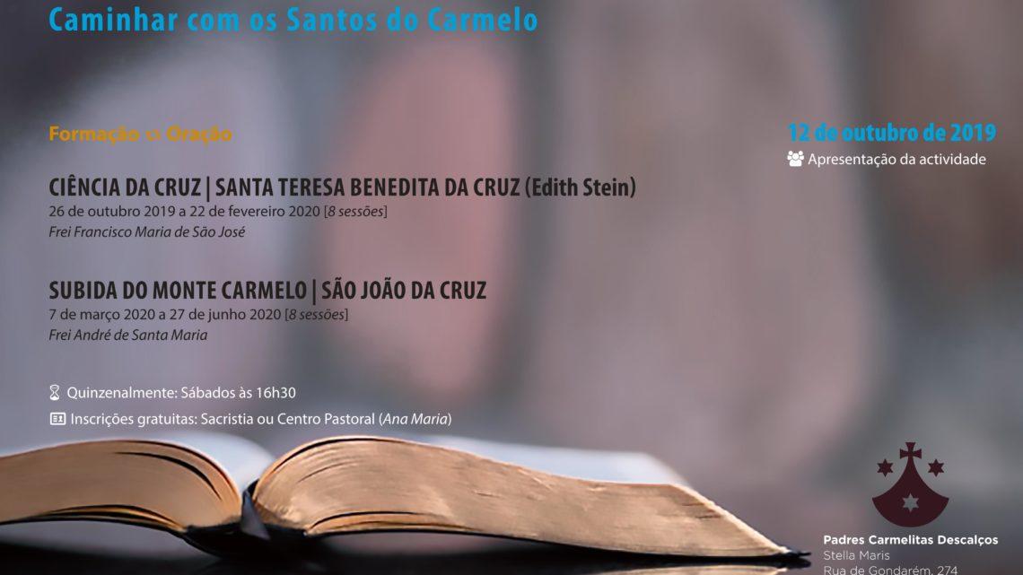 Guias para Deus: Caminhar com os Santos do Carmelo [2019_2020]