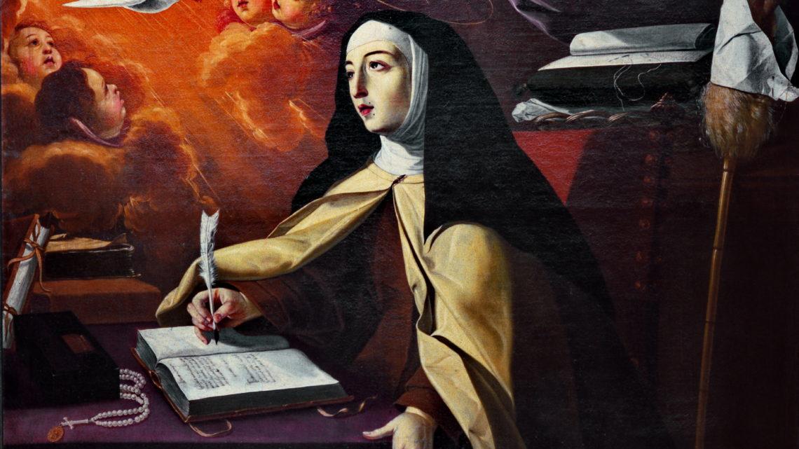 Solenidade de Santa Teresa de Jesus [2019]
