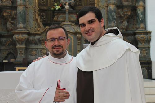 Ordenações na Ordem dos Carmelitas Descalços