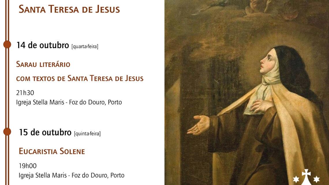 Solenidade de Santa Teresa de Jesus | 2020