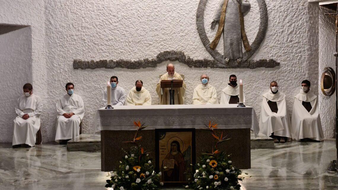 Solenidade de Santa Teresa de Jesus | 15-10-2020