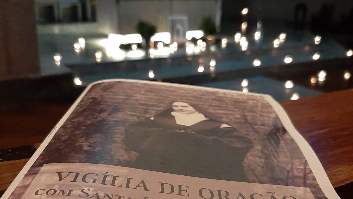 Vigília de Oração com Santa Isabel da Trindade